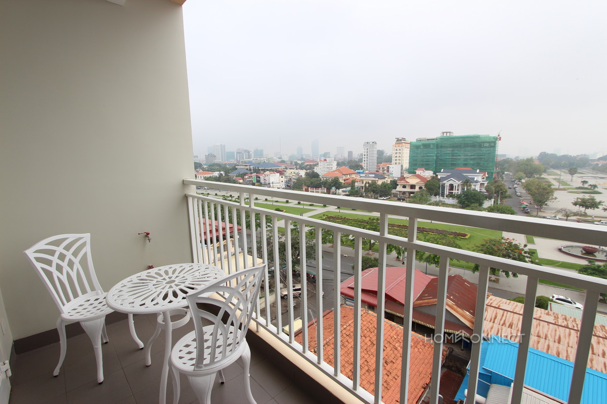 New and Stylish Apartment in Central Phnom Penh Real Estate