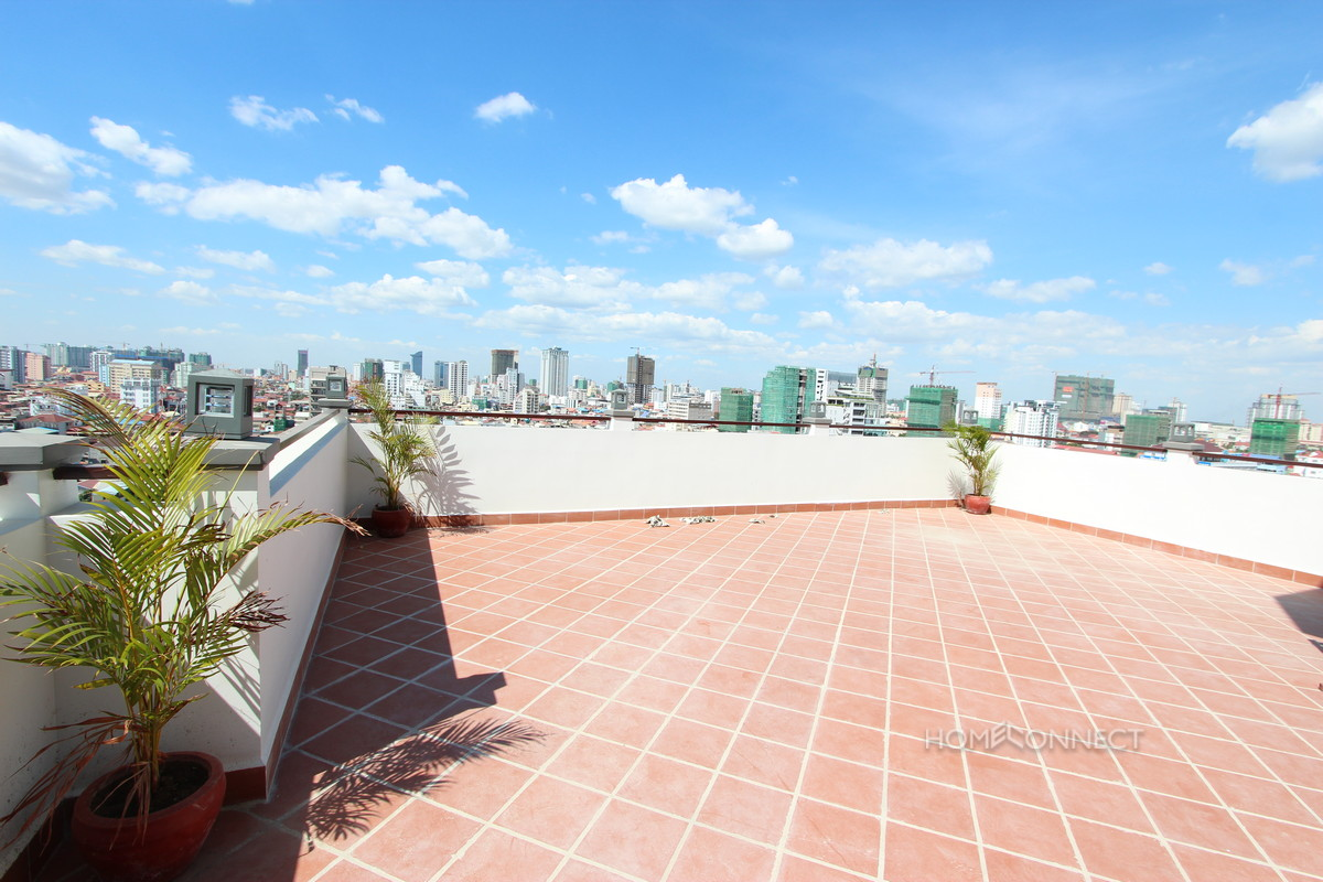 Clean and Modern Apartment in the Russian Market Area | Phnom Penh Real Estate