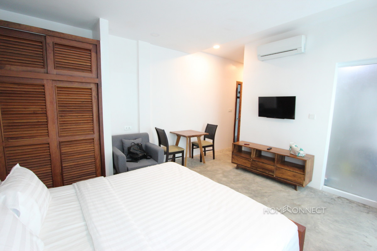 Studio Apartment in the Heart of BKK3 | Phnom Penh Real Estate