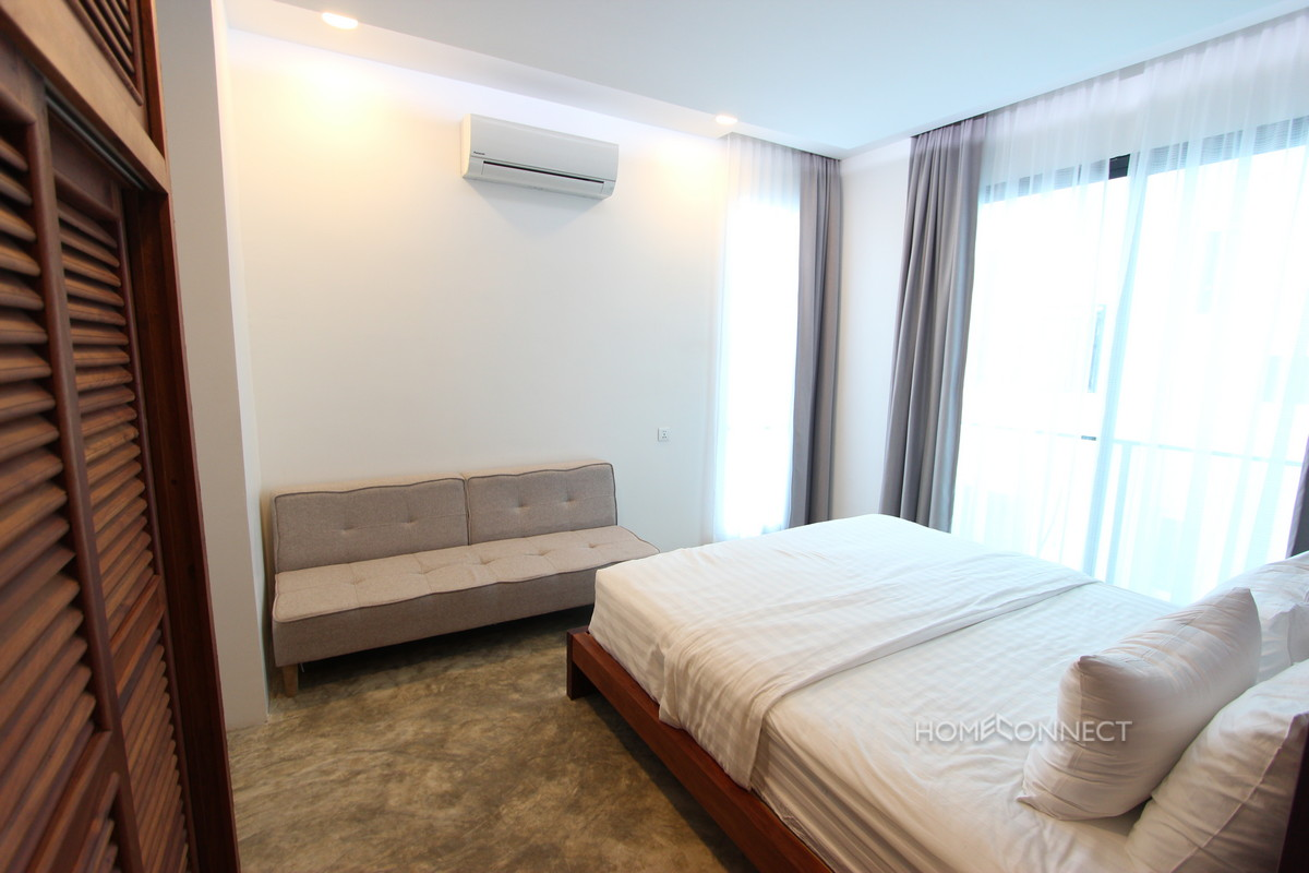 Modern and New 2 Bedroom Apartment in BKK3   Phnom Penh Real Estate