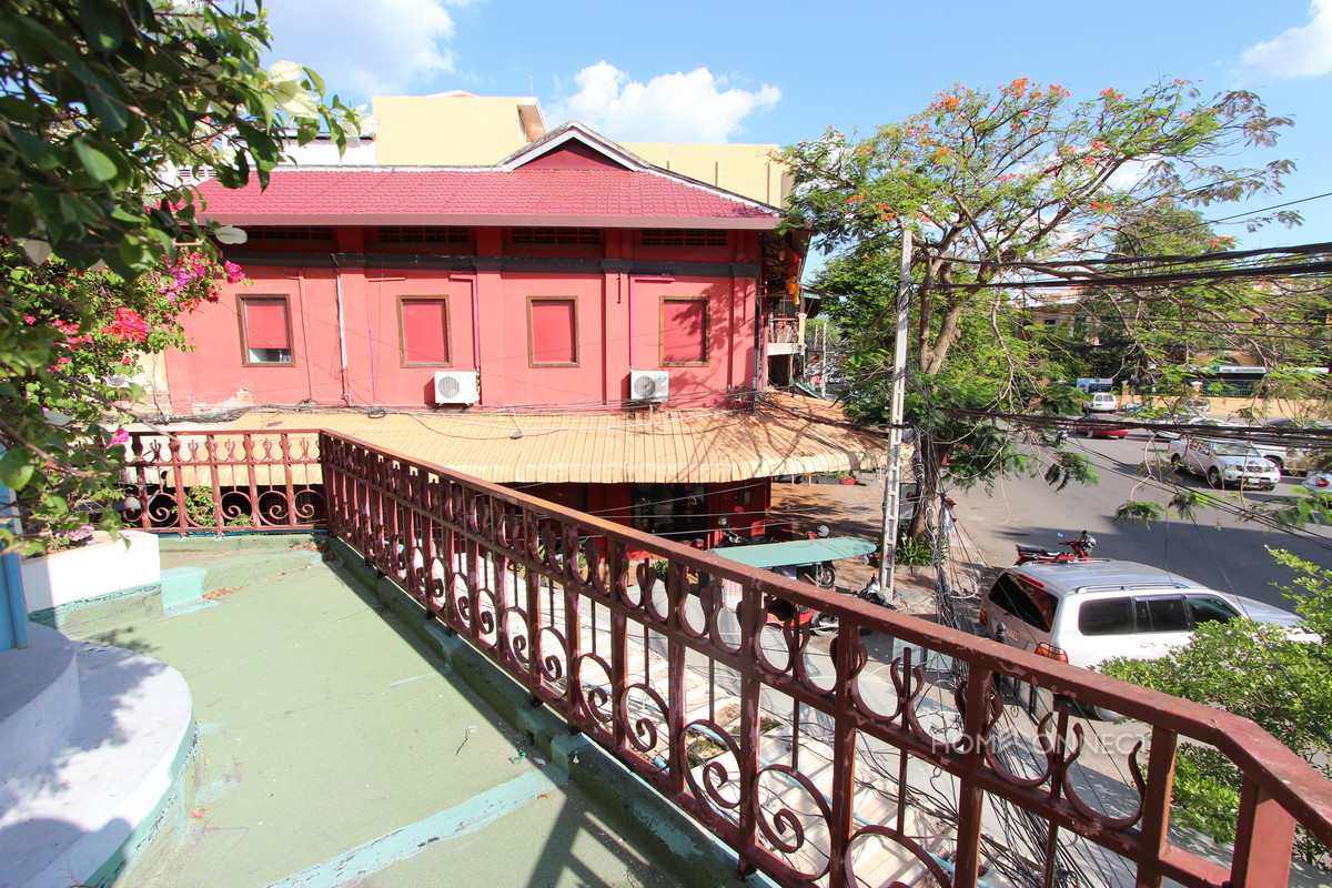 Historic French Colonial 2 Bedroom Apartment For Sale | Phnom Penh Real Estate