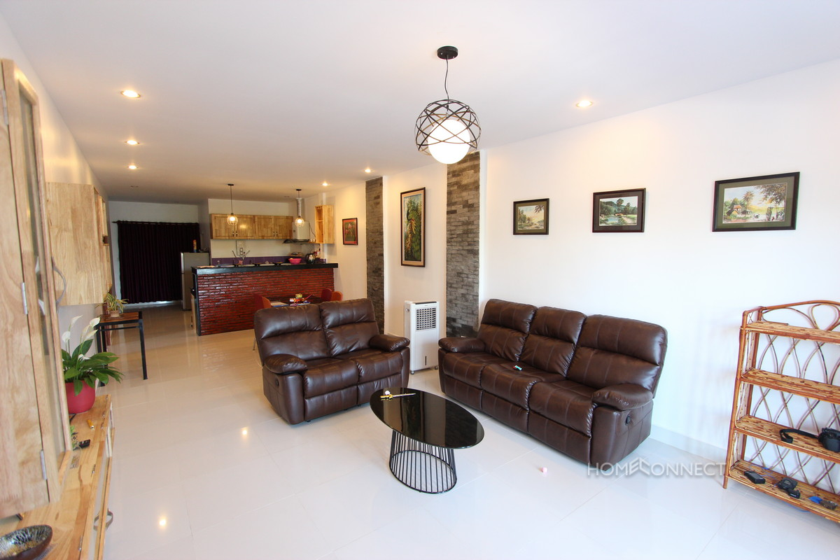 Private Terrace 3 Bedroom Apartment Near Aeon Mall | Phnom Penh Real Estate