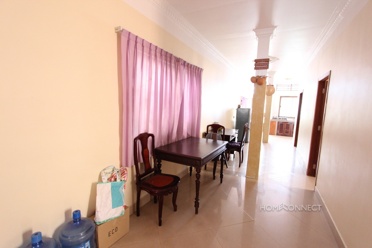 Centrally Located 2 Bedroom Apartment For Rent In Tonle Bassac | Phnom Penh Real Estate
