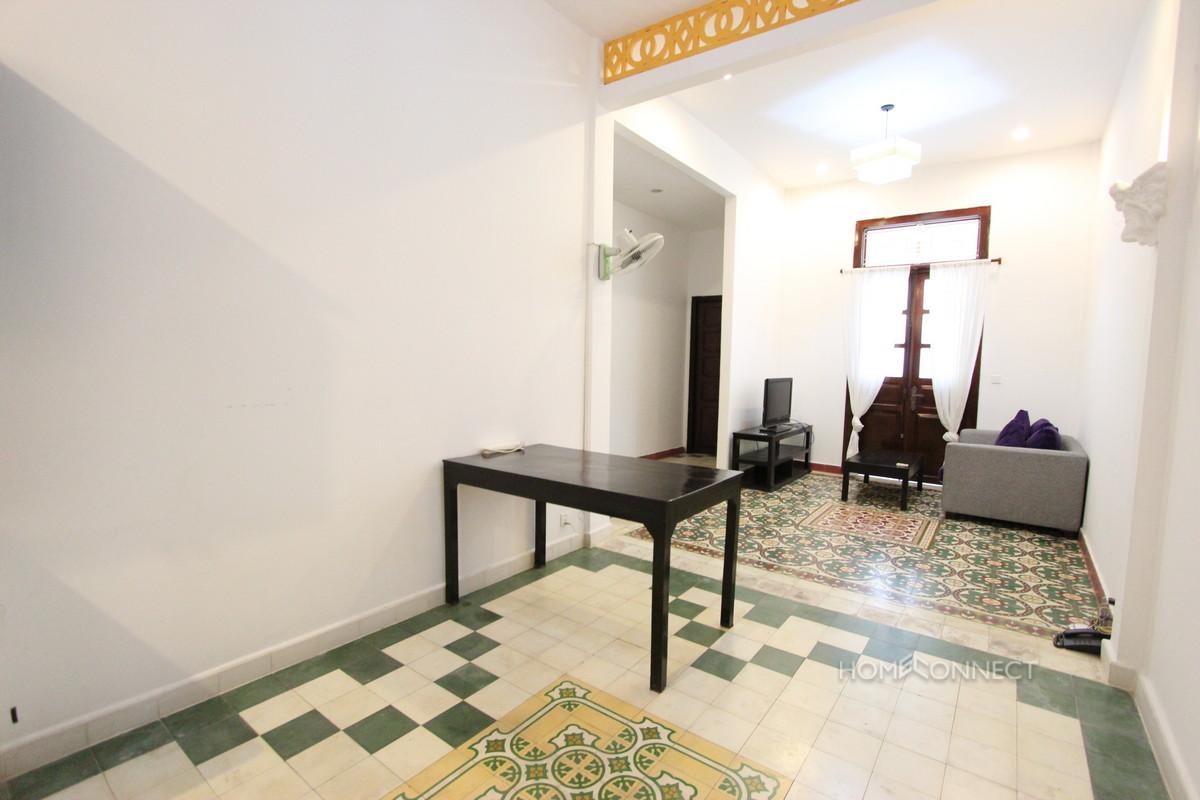 Large Balcony 2 Bedroom Apartment For Rent in Daun Penh | Phnom Penh Real Estate