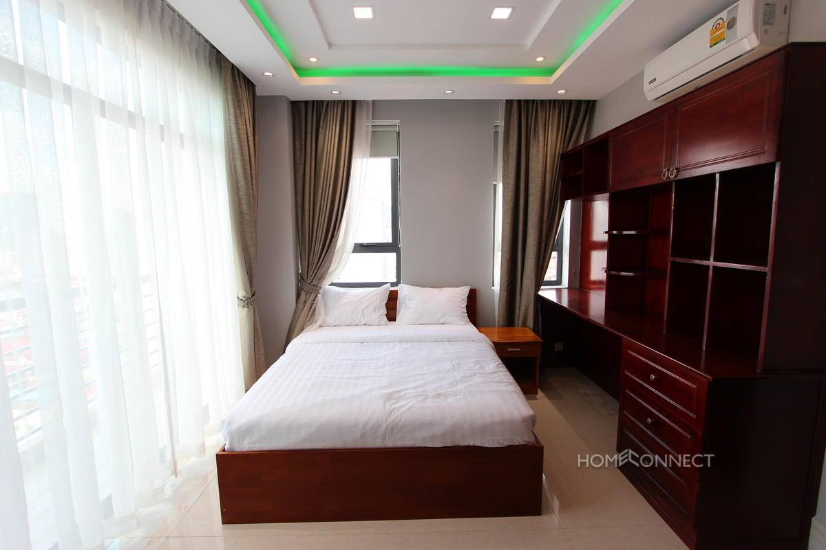 Large 5 Bedroom Penthouse in BKK3 | Phnom Penh Real Estate
