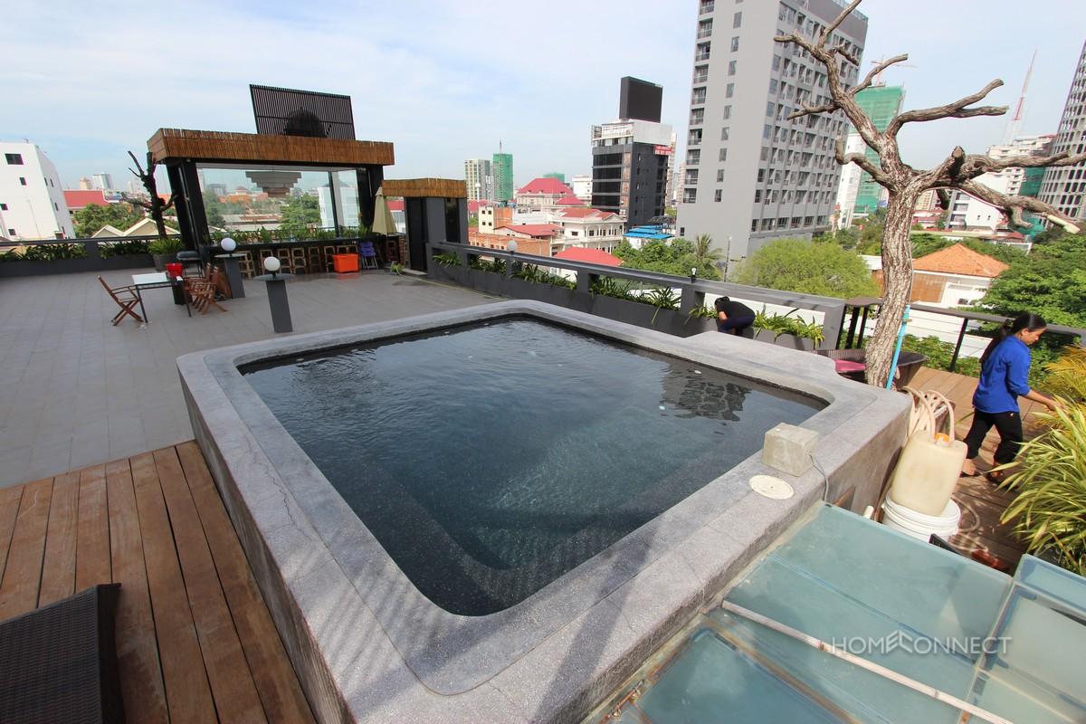 Contemporary 2 Bedroom Apartment Near Aeon Mall | Phnom Penh Real Estate
