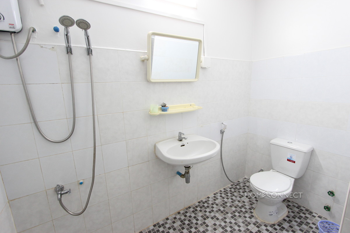 4 Bedroom Townhouse for Rent Near the Russian Market   Phnom Penh Real Estate