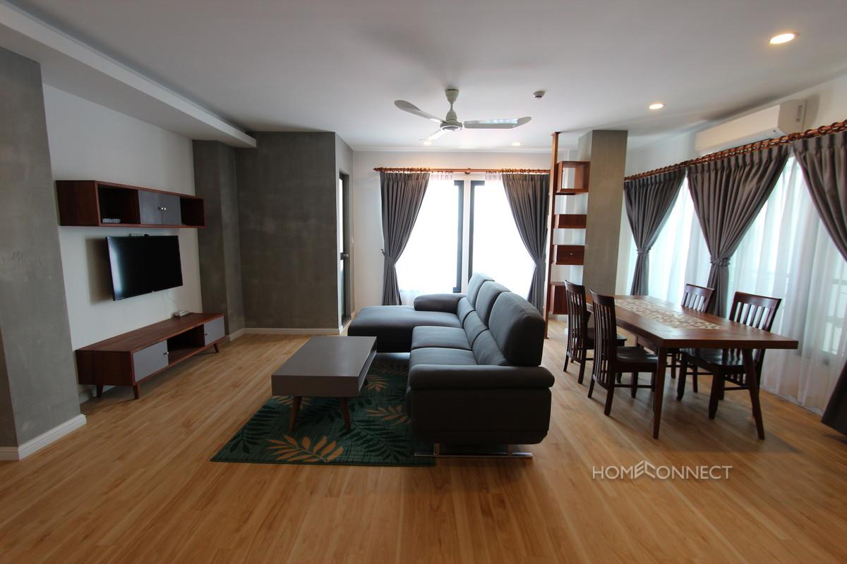 Modern Design 2 Bedroom Apartment Near Russian Market | Phnom Penh Real Estate
