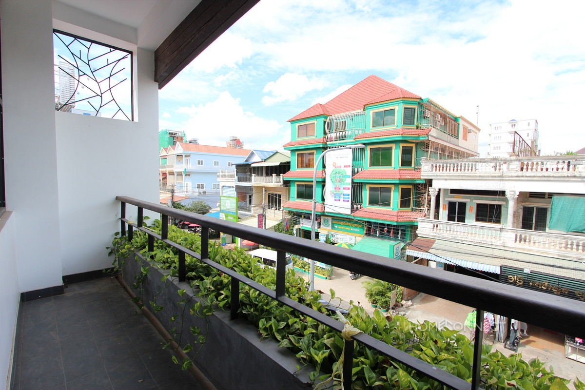 Brand New 2 Bedroom Apartment Near the Russian Market | Phnom Penh Real Estate