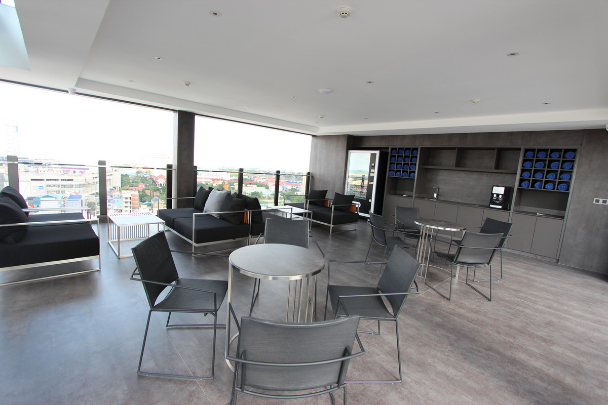 Newly Completed Luxury Apartment in Tonle Bassac | Phnom Penh Real Estate