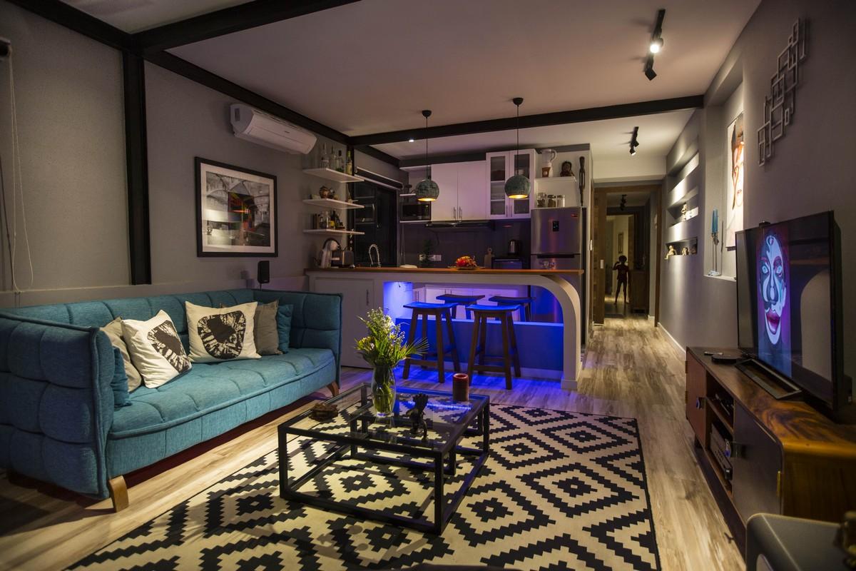 Contemporary 2 Bedroom Duplex For Sale Near Riverside | Phnom Penh Real Estate