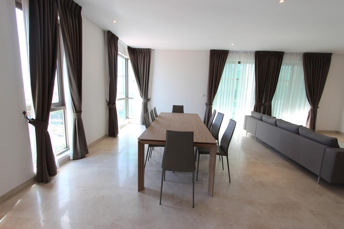 Modern Western Style 3 Bedroom For Rent in Tonle Bassac | Phnom Penh Real Estate