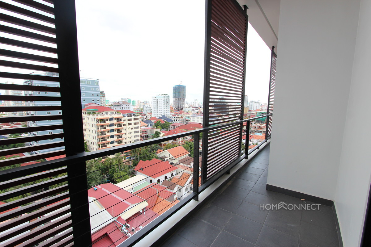New Serviced 1 Bedroom 1 Bathroom Apartment in BKK1 | Phnom Penh Real Estate