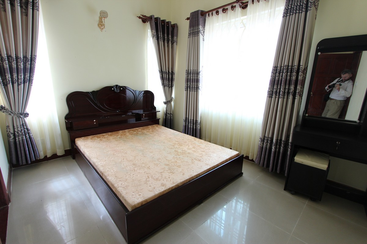 Family Sized 4 Bedroom Villa For Rent Beside Aeon Mall | Phnom Penh Real Estate