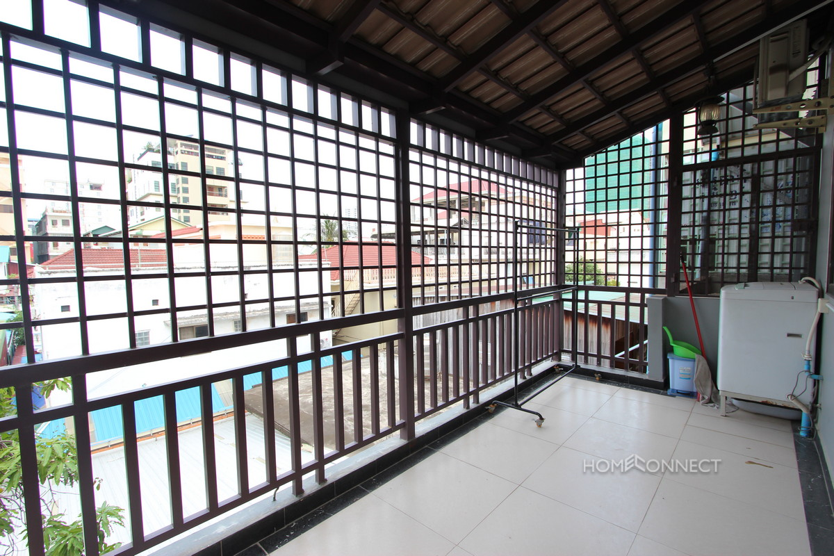 Comfortable 1 Bedroom 1 Bathroom Apartment in BKK3 | Phnom Penh Real Estate