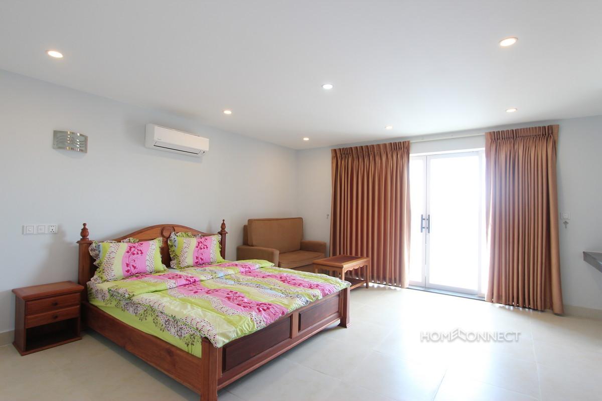Spacious 1 Bedroom 1 Bathroom Apartment near Russian Hospital | Phnom Penh Real Estae