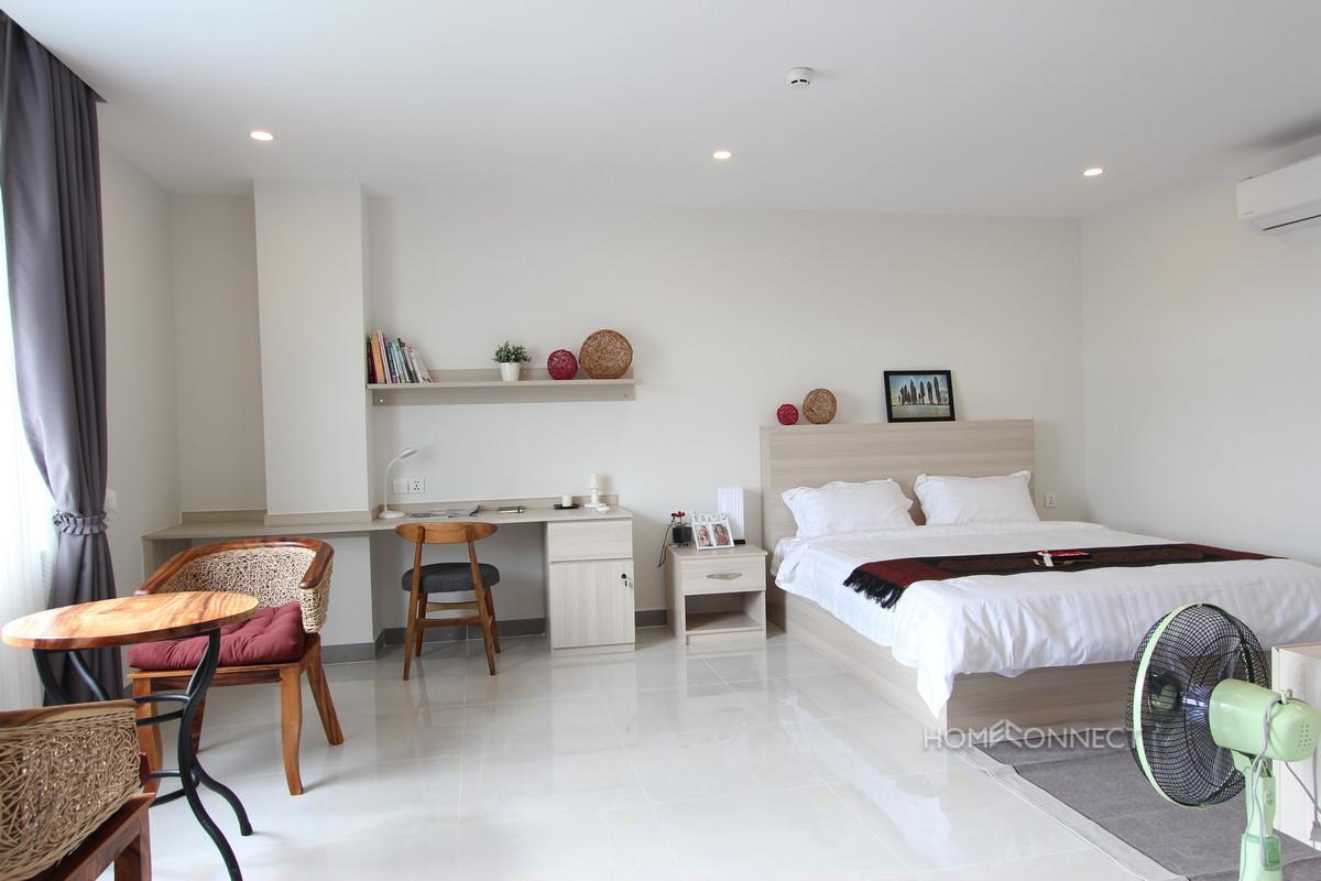 Huge Studio Apartment for Rent Near Russian Market   Phnom Penh Real Estate
