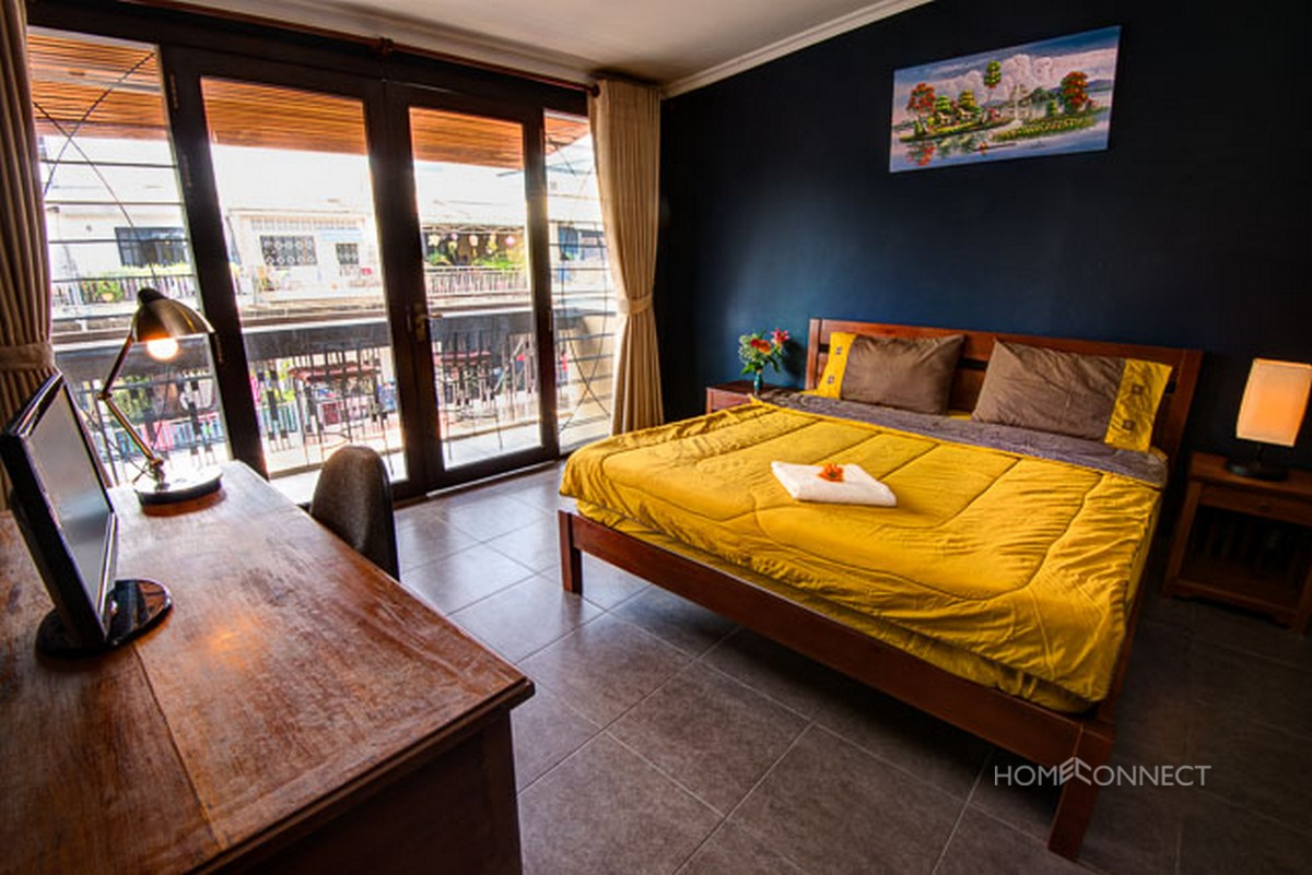Western Style 2 Bedroom Apartment For Rent Near Riverside   Phnom Penh Real Estate