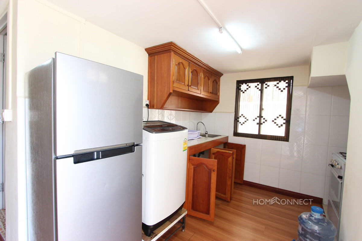 Cozy 1 Bedroom 1 Bathroom Apartment Near Independence Monument   Phnom Penh Real Estate