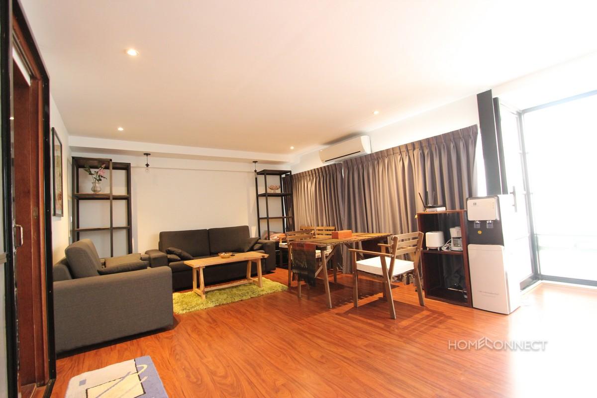 Modern 1 Bedroom 1 Bathroom Apartment for Rent in BKK1   Phnom Penh Real Estate