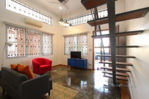 Contemporary 2 Bedroom Apartment For Rent in BKK3   Phnom Penh Real Estate