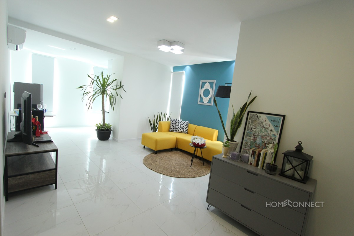 Brand New Serviced 2 Bedroom 2 Bathroom Apartment for Rent in Russian Market   Phnom Penh Real Estate
