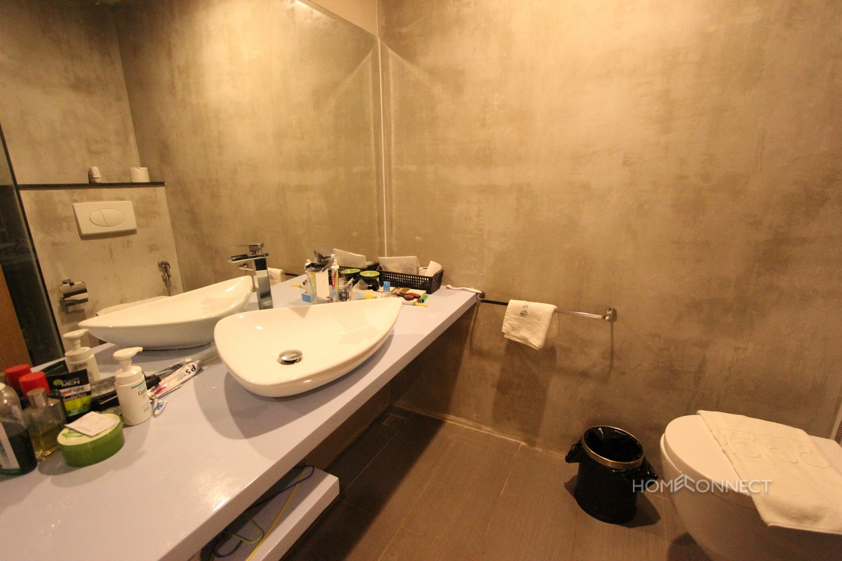 Private Rooftop 5 Bedroom Penthouse In Chroy Chungva | Phnom Penh Real Estate