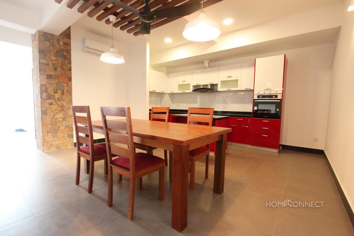 Western 2 Bedroom Apartment in South Tonle Bassac | Phnom Penh Real Estate