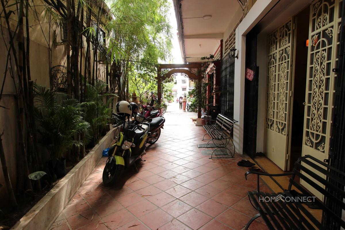 Khmer Style 3 Bedroom Townhouse Near Royal Palace | Phnom Penh Real Estate