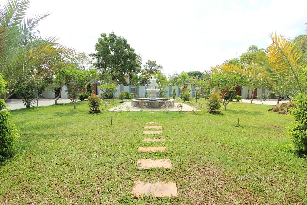 Large Family Sized 6 Bedroom Villa For Rent in Prek Eng | Phnom Penh Real Estate
