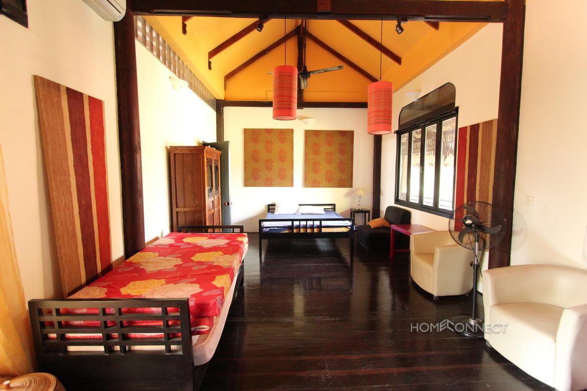 Beautiful 5 bedroom Villa For Sale on The Mekong | Phnom Penh Real Estate